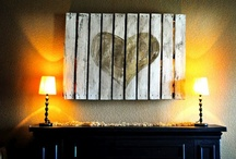 Wood & PALLET IDEAS / by Donna Hinkle