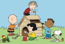 ~ CHARLIE BROWN ~ / Charlie Brown and the Peanut gang / by Sjk