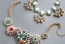 jewelry obsession / by Kelsey Freson