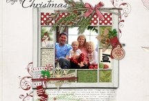 Christmas Layouts / by Elizabeth Cabral