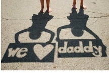 ~ DADDY'S TIME ~ / Dad inspired ideas / by Sjk