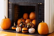 ~ THANKSGIVING & FALL ~ / Thanksgiving and Fall / by Sjk