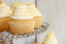 Cupcake Recipes / by Courtni O'Neal
