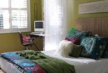 bedroom / by Rachel Maher