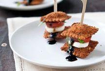 Appetizers aka nibbles & bits  / Everyone loves a good appetizer! Little bites of fun.  / by Jen Clow