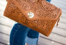 Purses and Bags! / Nothing completes an outfit like the perfect bag, purse, or clutch!  / by Amber Lia