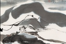 Art - Asian / Paintings and Drawings / by Christiane Harrison