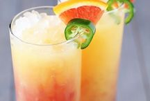 Beverages Galore! / Tasty drinks to quench, sip, or savor!  / by Amber Lia