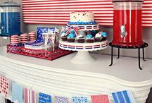 4th of July Celebration! / All things to make your 4th of July celebration fantastic!! / by Amber Lia