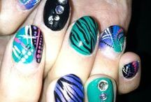 Nail Art / Mimis Nail Art / by Amy Payne