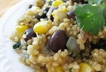Healthy Meals! / These recipes taste great and won't leave you feeling guilty! / by Amber Lia