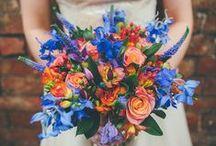 wedding flowers / by Miranda