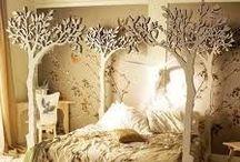 { winterhome } bedroom / by Simone Owings
