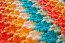 Crafts Knitting + Crochet + Sewing / by Kali Devor