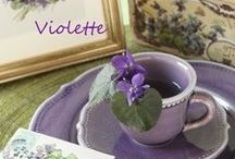 Lady Violette's Lilac Cottage