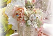 shabby chic-vintage decor & projects