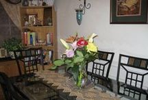 the dining room - table setting / table setting ideas, decorations for all occasions