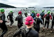 Triathlon Training Tips / Everything you need to know to keep your in tip-top triathlon shape.  / by IRONMAN