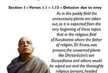Bhagavad Gita Summary / Bhagavad Gita Summary