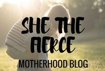 She the Fierce - Motherhood Blog / Motherhood, Moms, Mums, Parenting, Faith, Christianity, Infertility, Babies, Kids, Children, Raising Kids, Self Care, Family, Relationships