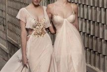 Fashion - evening wear & gowns / Couture, gowns and evening wear