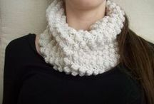 Accessories - knitted and crocheted / All accessories  - clothing and home