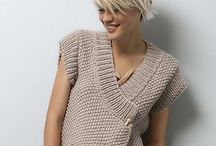 Knit one - purl one / Love to knit