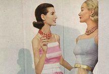 Vintage Fashion / Mostly classic, #vintage #retro fashion