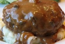 Recipes: Meats, Fish, Patsas & Sides / cookies