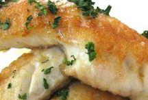 Fish / I love fish and most shellfish dishes