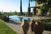 Our Villa in Tuscany / Toscana and me
