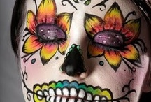 Face Painting / by The Decorative Paintbrush Designs by Mary Mollica