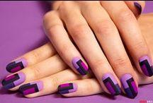 Nail Art : Intermediate / Cheers to amazing nail designs! / by CutexUS