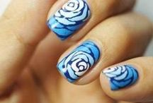 Nail Art : Advanced / Cheers to astonishing nail designs! / by CutexUS