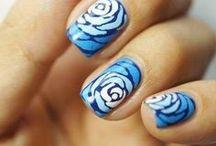 Nail Art : Advanced / Cheers to astonishing nail designs! / by CutexUS