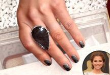 Awards Season Nail Fashion / The hottest trends celebrities and stars are donning at the biggest bashes of the year! / by CutexUS