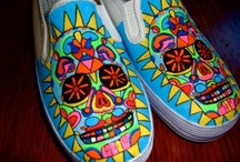 Painted Shoes & Clothes