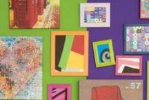 Vivere a colori / Per un ambiente in cui la routine quotidiana è divertimento, un'elaborazione fantastica, una progettualità senza fine. #leroymerlinita #colori #colors / by Leroy Merlin Italia