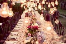 le party table