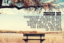 Have Faith / Words of Truth