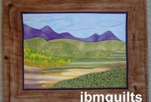 Landscape Quilts / by jbm quilts