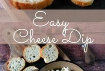 Appetizers + Dips + Snacks / A collection of healthy appetizers, dips and snacks to share!