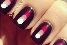 Pattern Nail Art / Chevron, checkers, stripes and more! / by CutexUS