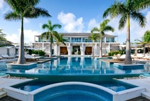 "Gansevoort Turks + Caicos / (Lower Bight Road) ""Voted Top 15 Atlantic Resorts,"" -READER'S CHOICE AWARDS - CONDE NAST TRAVELER 2011 / by Gansevoort Hotel Group"