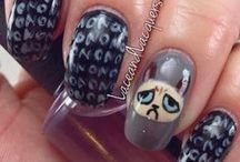 Nail Art: POP Culture and Cartoons / From Pop Art to favorite animated characters / by CutexUS