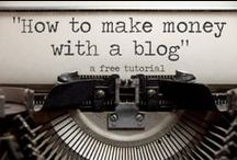 Blogging tips. / by 4men1lady