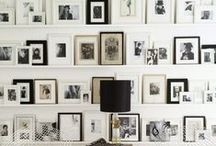 Gallery Walls (art, photograph). / by 4men1lady