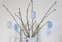 Idee di Pasqua / Piccoli progetti di decorazioni pasquali: lasciatevi ispirare!