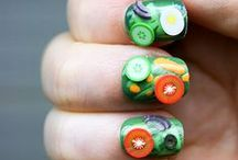 Food Inspired Nails / Nails for foodies! / by CutexUS