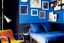 Un Mondo Blu / Riposante, ispirazionale, distensivo: è il #blu, #colore del mare, del cielo, dell'orizzonte. E anche della tua casa, se vuoi darle un nuovo respiro! #colors #leroymerlin